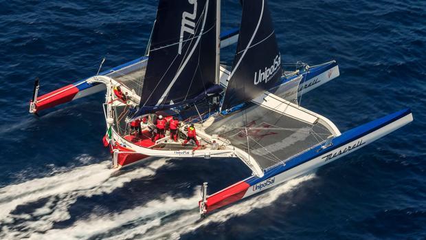 Nuevo desafío para «Maserati» y Giovanni Soldini