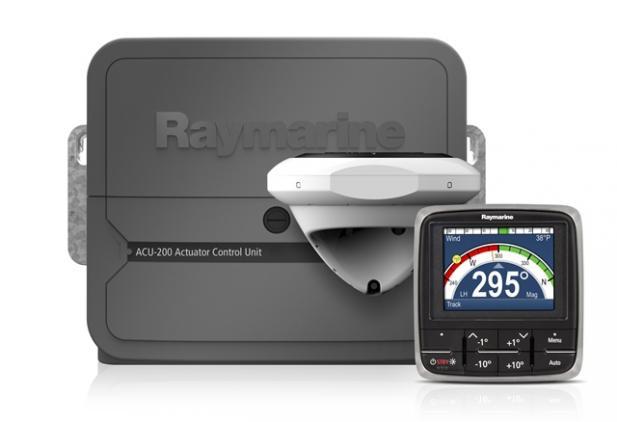 EV 150 de Raymarine