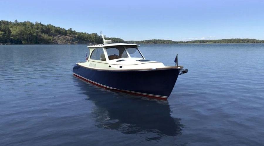 Picnic Boat 40, el yate más largo de su clase.