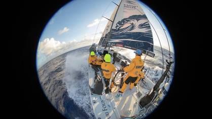 Volvo Ocean Race. Sin tregua