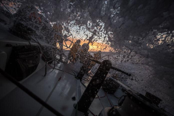 Volvo Ocean Race al Océano Sur
