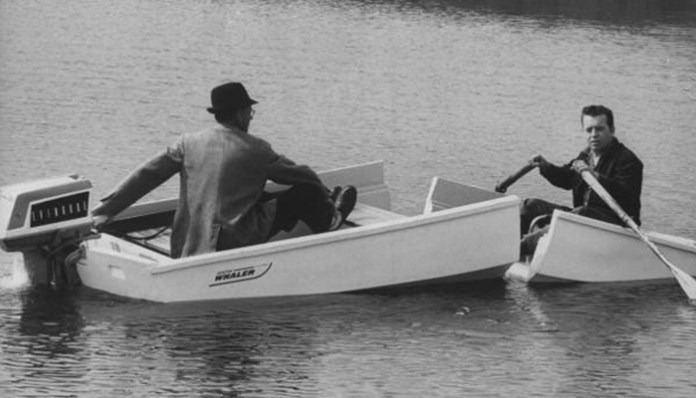 "BOSTON WHALER, LA ""LEYENDA INSUMERGIBLE"""
