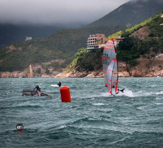 Mundial 29er Honk Kong. Dominio de Nueva Zelanda