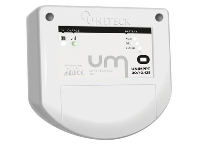 Reguladores solares Uniteck
