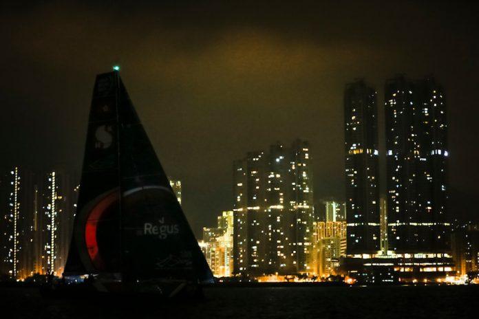 La etapa china de la Volvo Ocean Race termina con un muerto