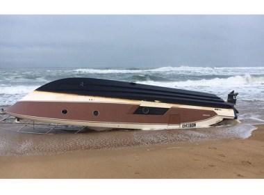 Desaparición del presidente de Quiksilver en el mar Pierre Agnès