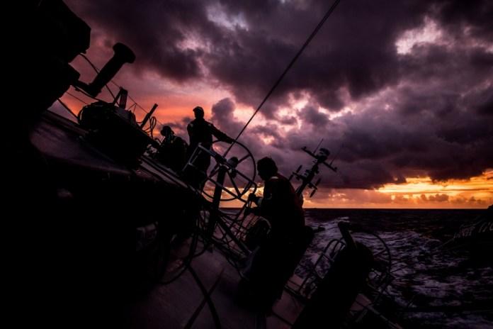 Volvo Ocean Race . MAPFRE gran animador