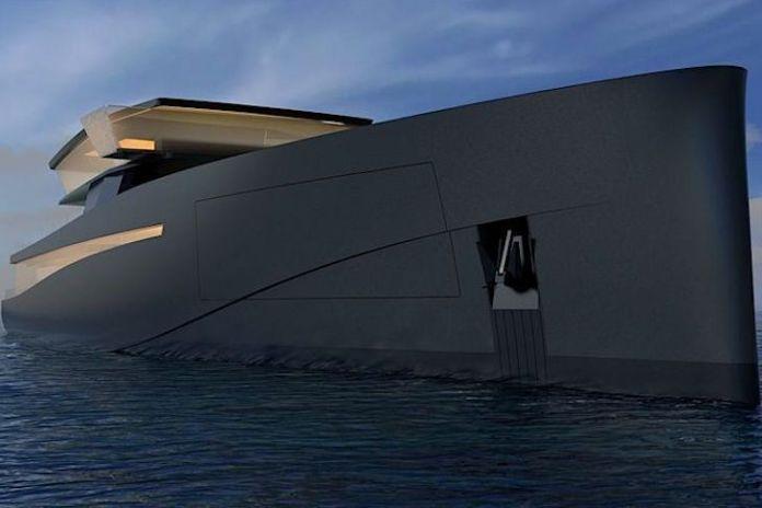 Wally Explorer Yacht
