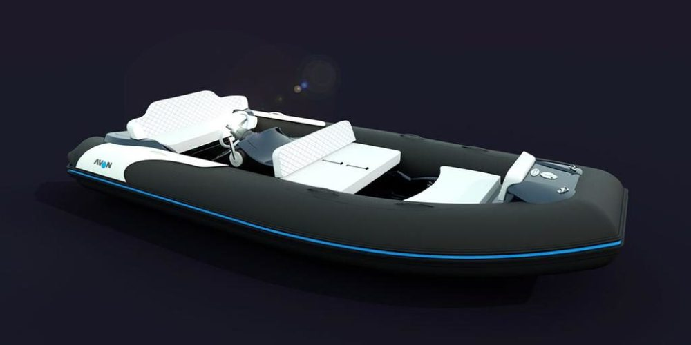 Avon eJet Concept: Bote de lujo 100% eléctrico