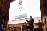 La Capsule, un campamento base submarino