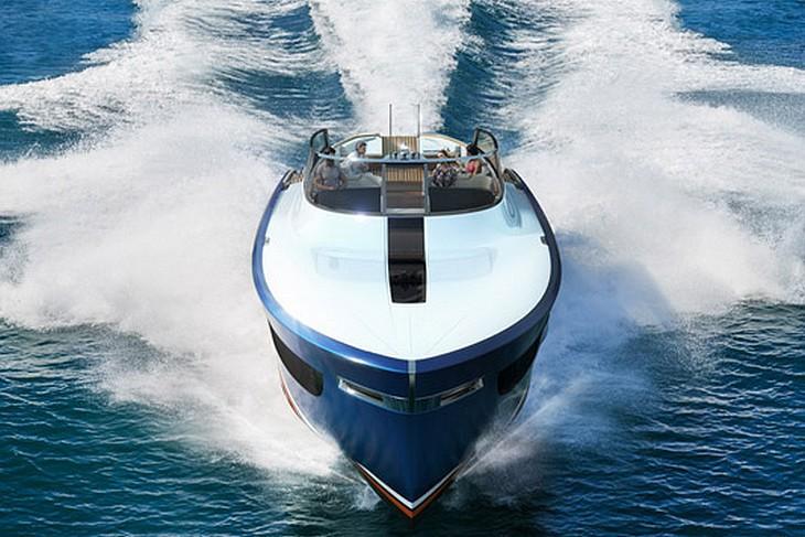 Aeroboat S6 propulsado por Rolls-Royce