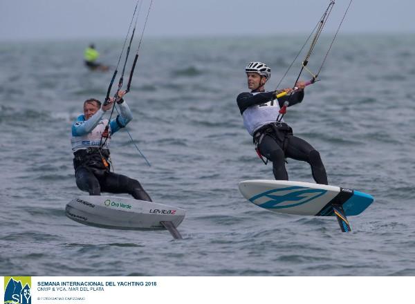 Semana Internacional del Yachting Mar del Plata, día 6.
