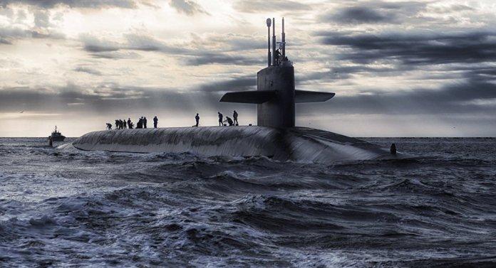 submarino misterioso asombra a los internautas