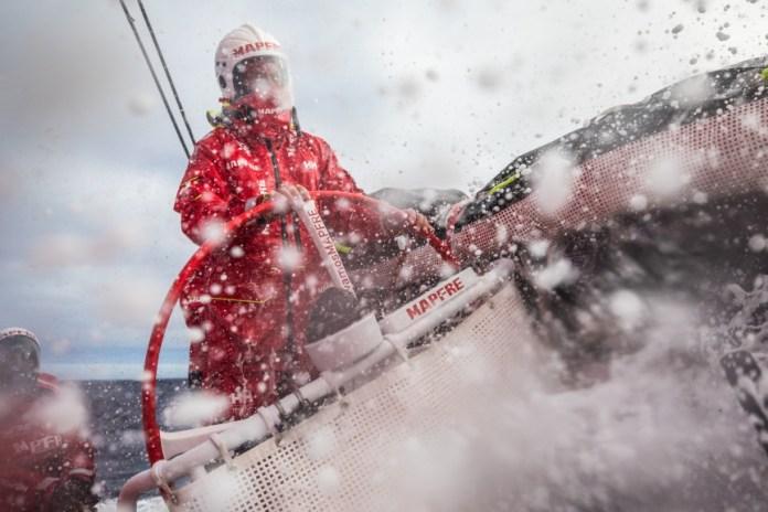 Volvo Ocean Race, en los límites del hielo