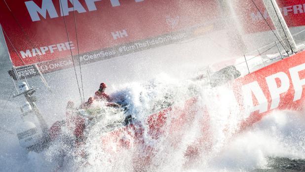 Volvo Ocean Race. Brutal dureza.