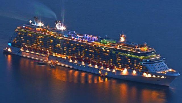 Crucero-residencia The World
