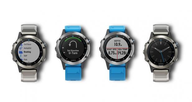 Garmin quatix® 5, reloj oficial de la Ruta de la Sal 2018