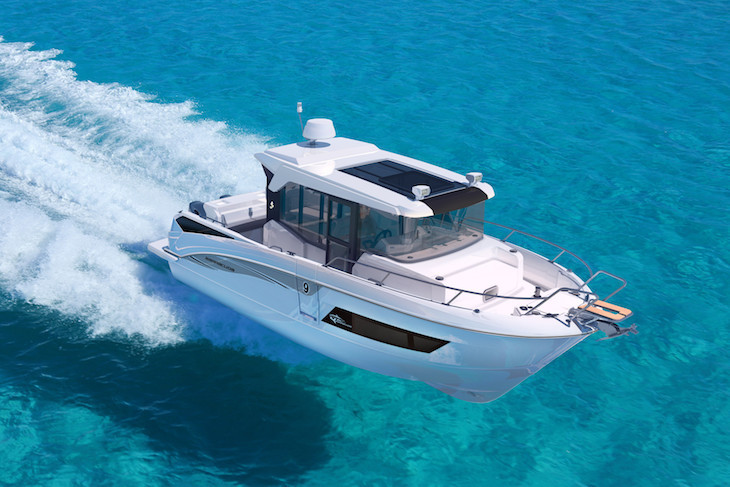 Barracuda 9 de Beneteau