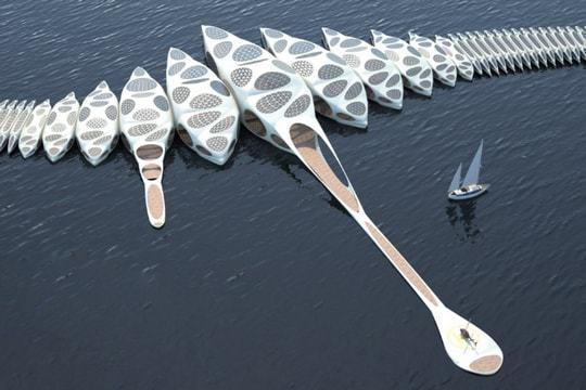 Morphotel, un concepto hotelero para los océanos