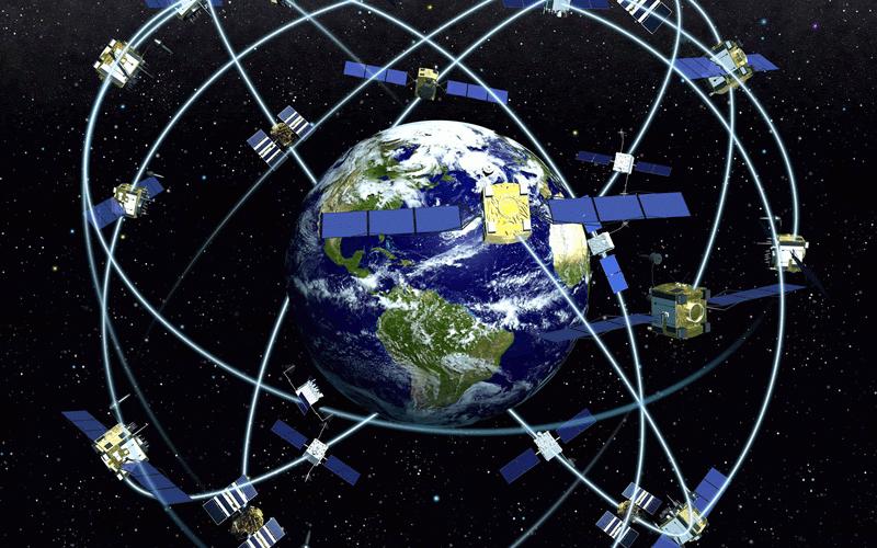 Interferencias del GPS