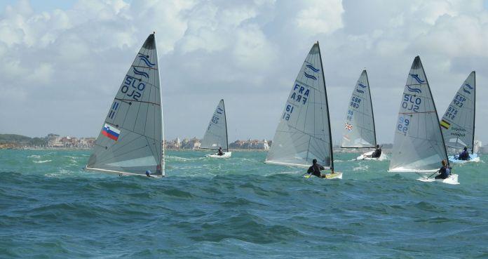 Campeonato de Europa de Finn en Cádiz