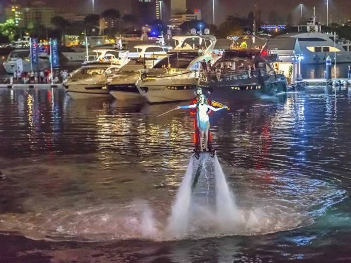 Río Boat Show
