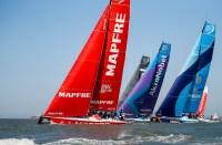 Volvo Ocean Race. MAPFRE amplía su liderato