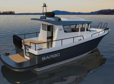 Sargo Boats 31