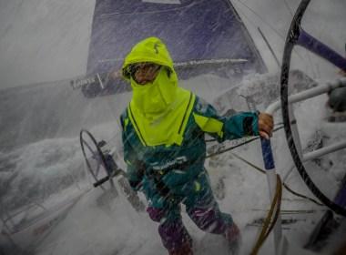 Volvo Ocean Race. Nuevo record