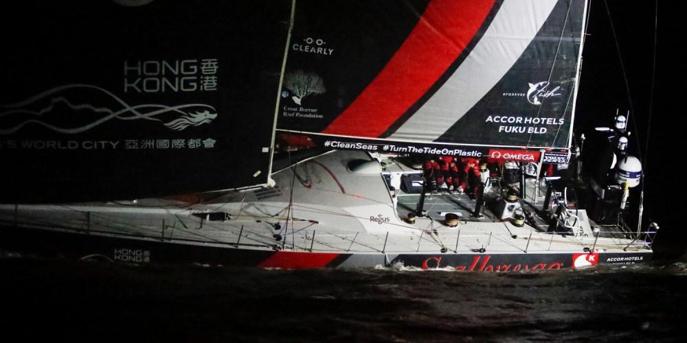 La flota de la Volvo Ocean Race ya está completa en Cardiff