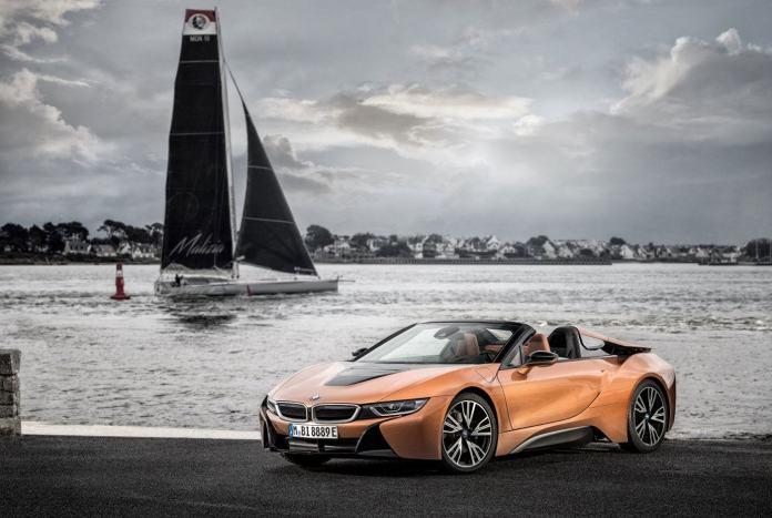Tecnología BMW para el Malizia, la embarcación de competición de Pierre Casiraghi.