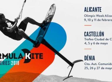 Formula Kite Spain Series 2018 este fin de semana