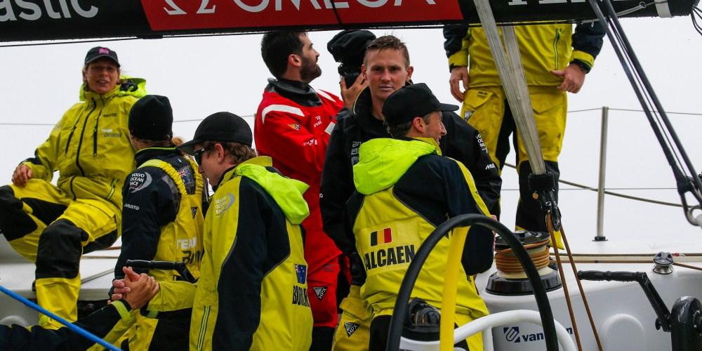 Contundente triunfo del Team Brunel en la Gurney's Resorts In Port Race Newport