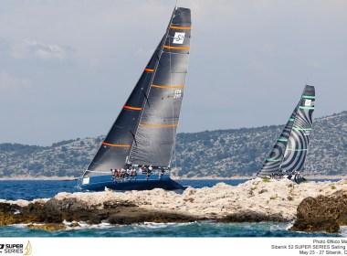 Šibenik 52 SUPER SERIES Sailing Week