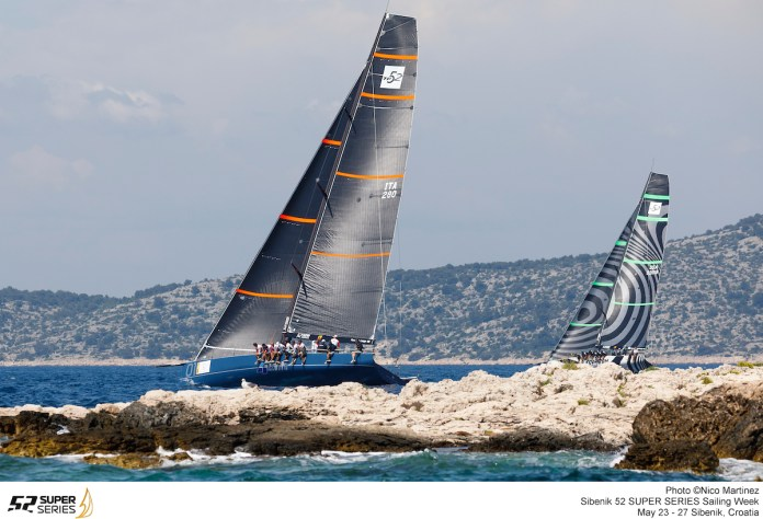 Šibenik 52 SUPER SERIES Sailing Week