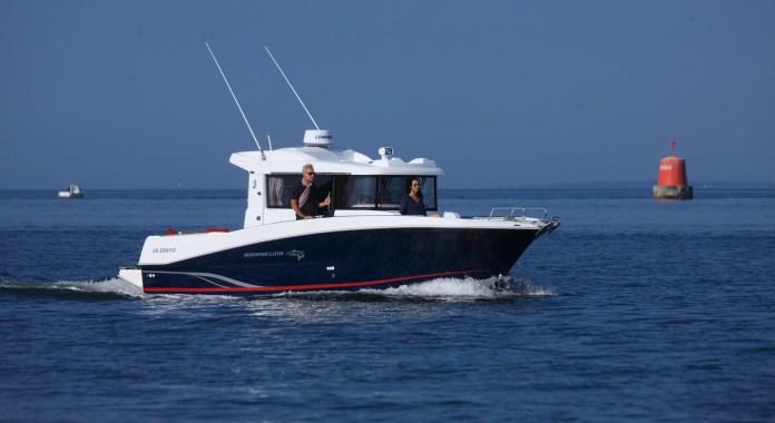 Barracuda 9 de Bénéteau