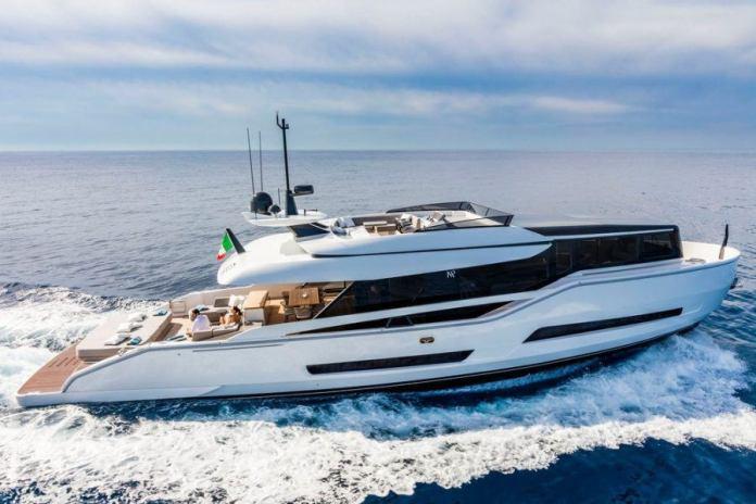 Isa Yachts presenta tres nuevos yates Extra