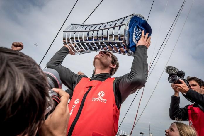 Dongfeng Race Team gana la Volvo Ocean Race