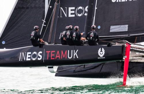 INEOS TEAM UK se incorpora al GC32 Racing Tour