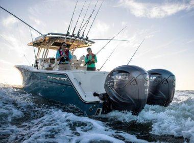 Yamaha lanza nuevo motor V8 XTO Offshore