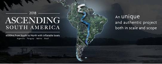 Remontando Sudamérica - Expedición 2018