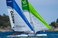 World Match Racing Tour 2018