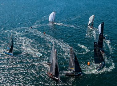 RC 44 Marstrand Cup. Artemis