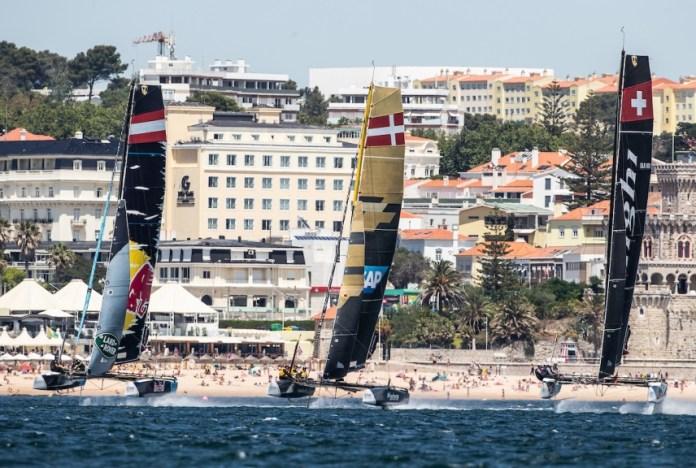 SAP Extreme Sailing Team bate récord de velocidad en las Extreme Sailing Series