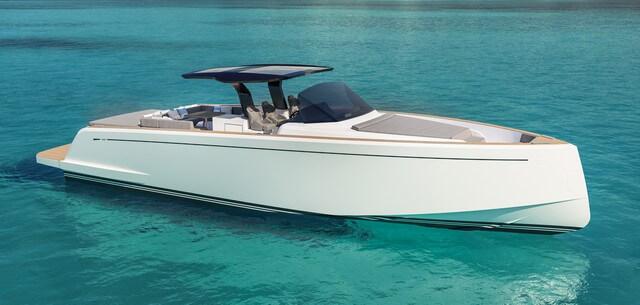 Pardo Yacht 50