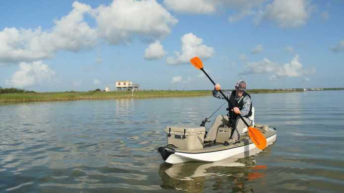 Kayak stik boat
