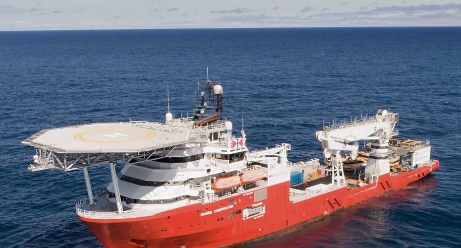 el buque más avanzado del mundo para encontrar al ARA San Juan