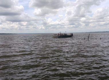 Bajante del río Paraná