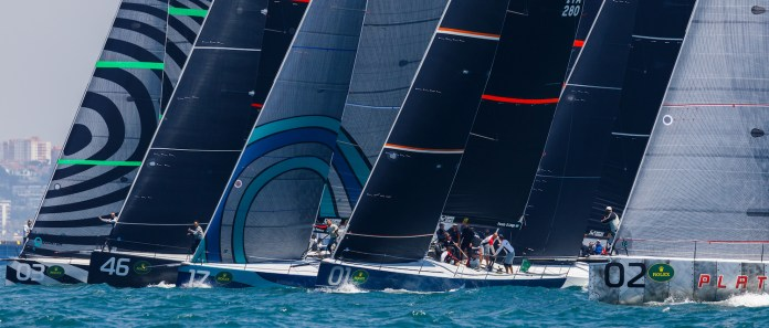 52 Super Series a Valencia