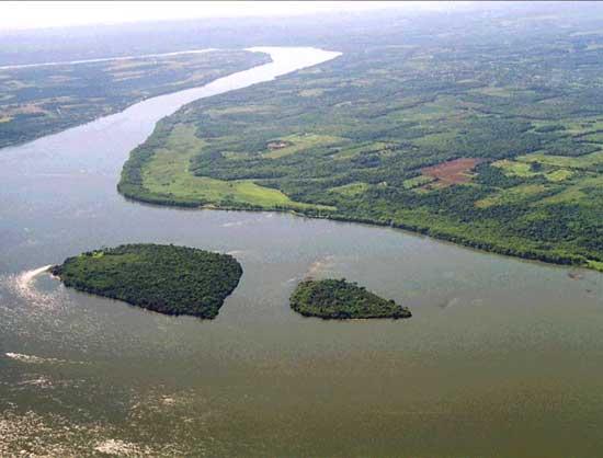 Alarma por la contaminación en el río Paraná